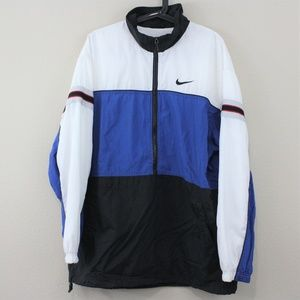 VTG Nike Color Block  Windbreaker Jacket M227
